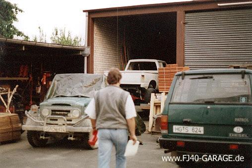 Mietwerkstatt for Garage des taxis g7